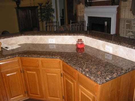 Baltic Brown Countertop by Baltic Brown Granite Pictures And Ideas