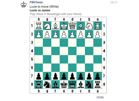 what color goes in chess here s how to play messenger s secret chess