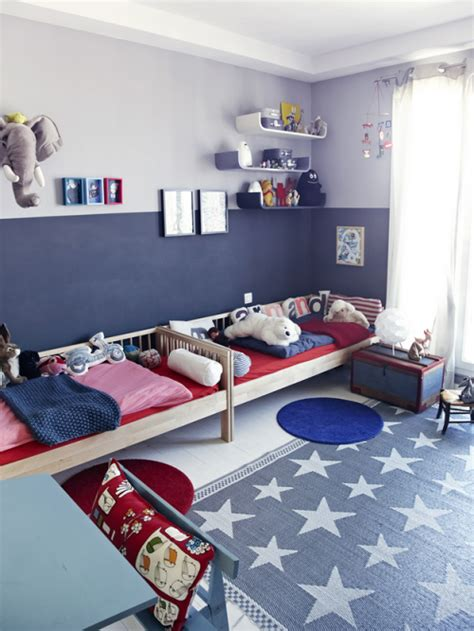 red white blue boys room happy july  simplified bee