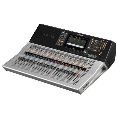 Mixer Digital Yamaha Tf 3 yamaha tf 3 171 digital mixer