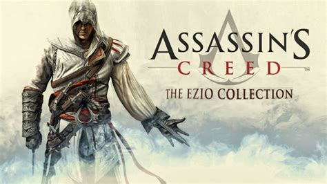 Kaset Ps4 Assassins Creed The Ezio Collection assassin s creed ezio collection coming to ps4 and xbox