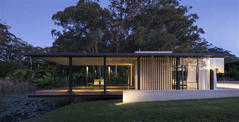 moderne pavillons wirra willa pavilion by matthew thecoolist