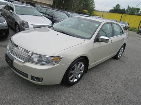 lincoln mkz 2008 for sale 2008 lincoln mkz atlanta new used cars for sale