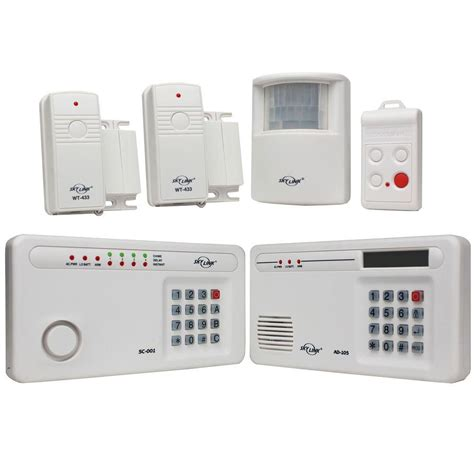 Home Security Orlando Florida Home Alarm Systems Skylink Wireless Security Alarm System Sc 1000 The Home