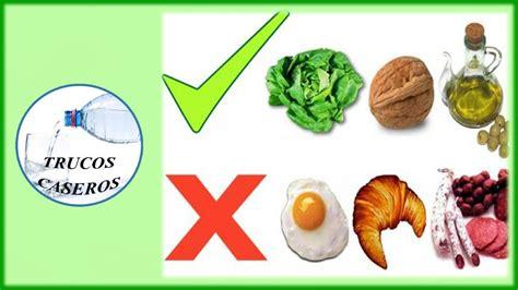 alimentos para evitar el colesterol alto como bajar el colesterol malo de forma remedios