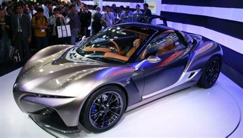eksotisnya mobil konsep buatan yamaha foto tempoco