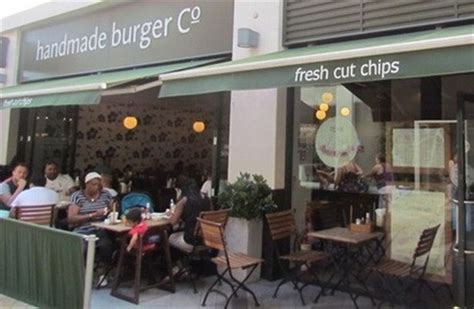 Handmade Burger Company Leicester - hundreds of saved as handmade burger co sold