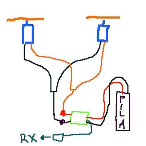 lade crepuscolare schema per collegare due lade la gtr adesso tromba