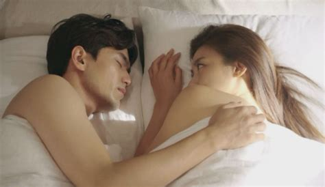 hot kiss scene in bedroom korean drama which korean actors feel awkward filming sexy bed scenes
