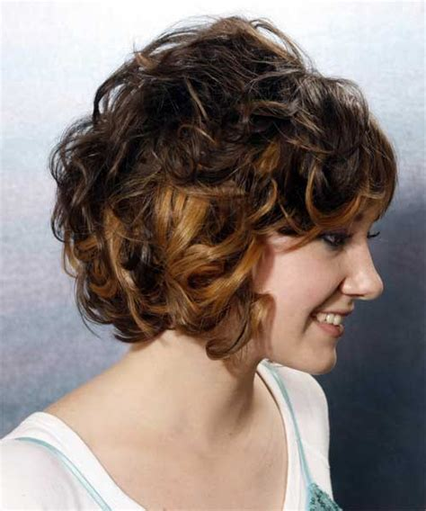 short hairhair straght on back curly on top 25 best short haircuts for curly hair short hairstyles