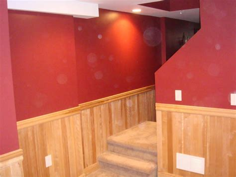 Basement Refinishing Ac Wood Contracting Refinishing Basement Ideas