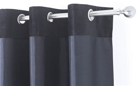 black faux leather curtains fully lined eyelet curtains faux leather ready made