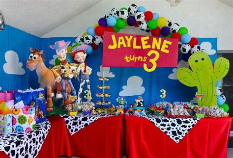 toy story themes party toy story 3 birthday party ideas