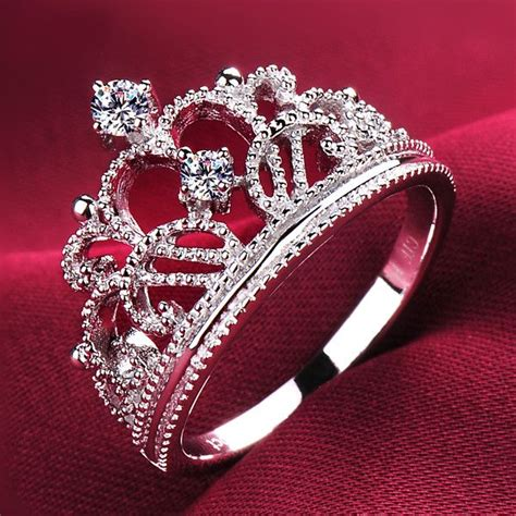 17 best ideas about princess rings on crown