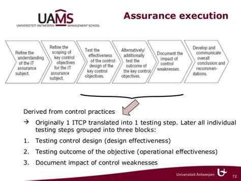 design assurance definition joburg cobit assurance