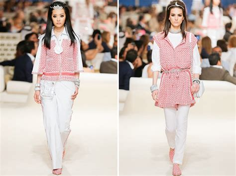 Chanel Lipstick Dubai 2014 resort collection chanel in dubai fashionsy