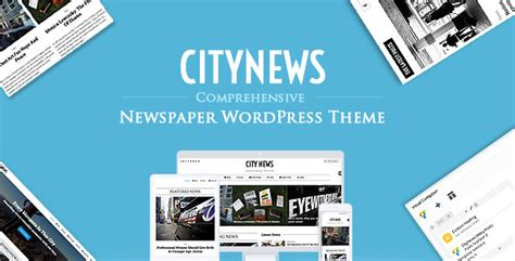 newspaper theme wordpress nulled citynews v1 0 comprehensive newspaper wordpress theme