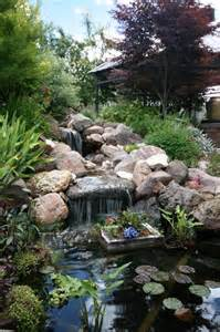 backyard ponds waterfalls pictures 67 cool backyard pond design ideas digsdigs