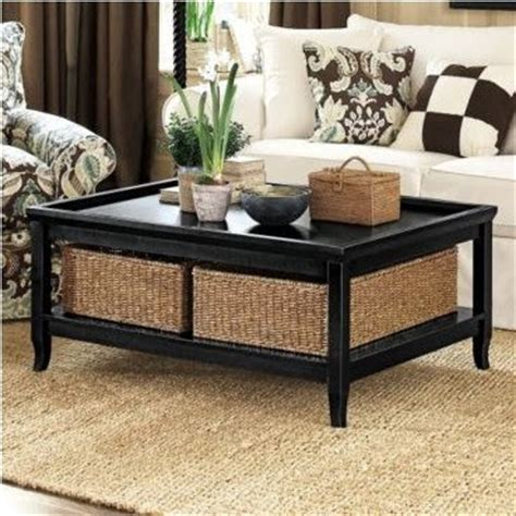 ballard designs coffee table cheap easy before after coffee table storage unit