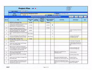 project management approach template fit gap analysis template template update234