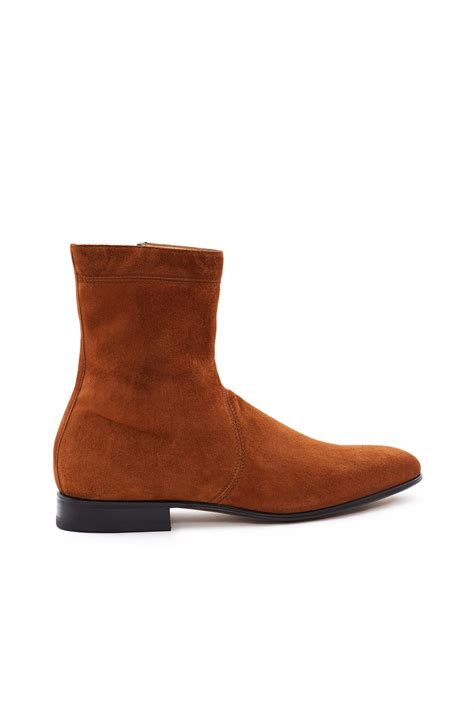 Jaket Carvil Carvil Suede Boots Opening Ceremony