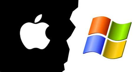 apple vs microsoft microsoft s relationship with apple mac history