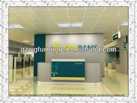 bank office furniture bank office furniture reception desk reception table