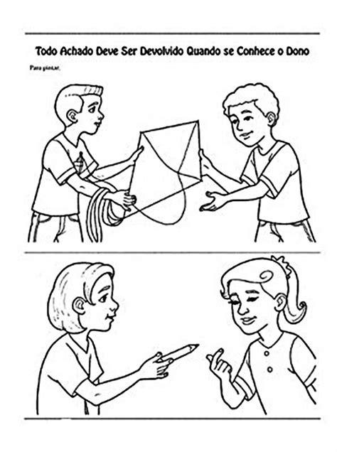 Recursos para Evangelização de crianças e jovens: Desenhos