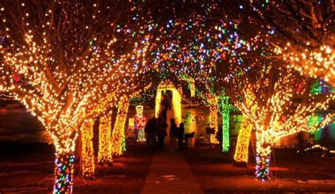 lights in oklahoma 17 best light displays in oklahoma 2016