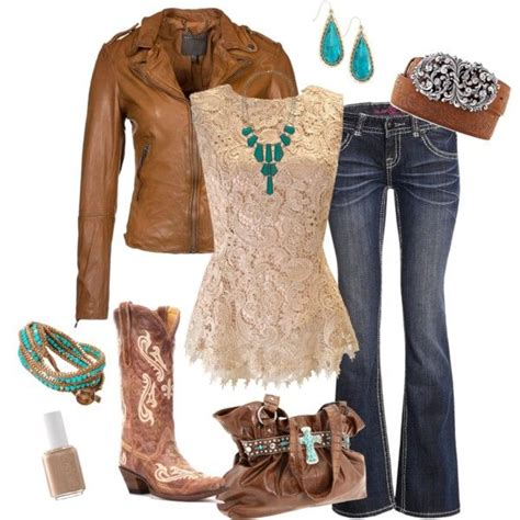 country style clothing quot country chic quot on polyvore country