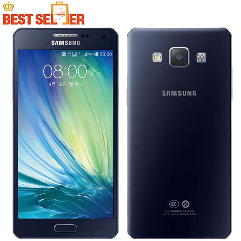 Hp Samsung A3 Lte original unlocked samsung galaxy a3 a300f lte mobile phone 4 5 inch android rom 8 0mp
