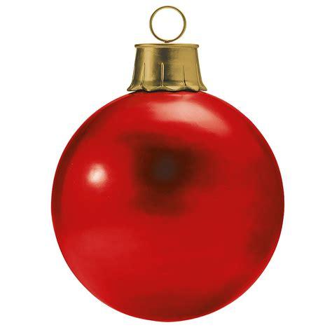 imagenes navidad bolas deco bola de navidad color rojo 216 70 cm decoraci 243 n en