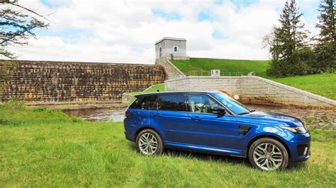 land rover track 2015 land rover range rover sport svr first drive track test