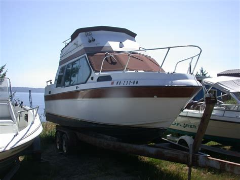 1977 Reinell Cabin Cruiser by Reinell New And Used Boats For Sale