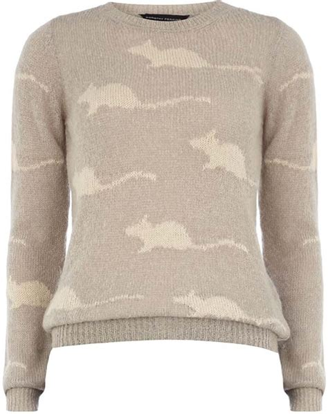 7 Adorable Jumpers by Grey Mouse Jumper 8 Adorable Animal Motif Sweaters