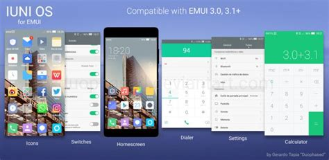 theme emui 3 1 ios themes and widgets by duophased on deviantart