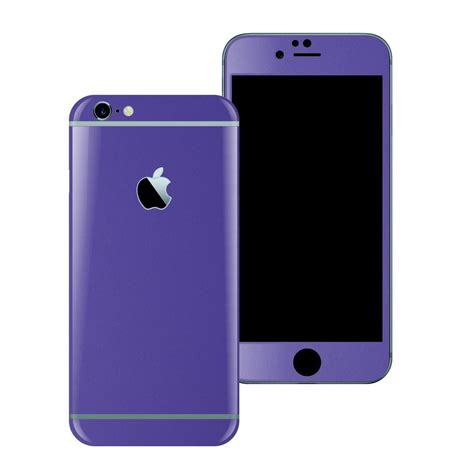 3m Skin Garskin Protector Pixel Xl 5 5 Matte Color iphone 6 plus 3m royal purple matt skin wrap decal easyskinz