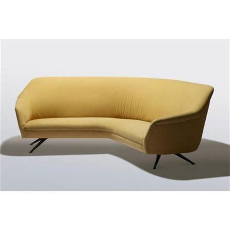 italian sofas in india osvaldo borsani curved sofa tecno italy c 1