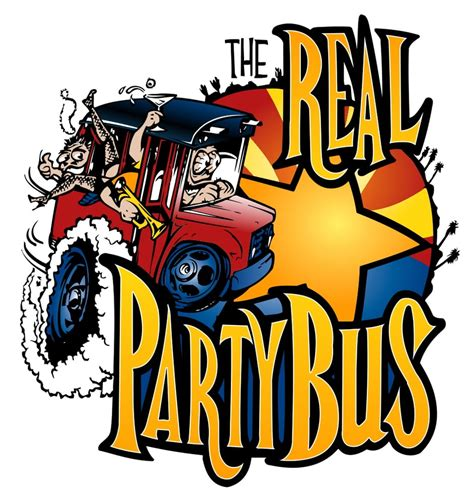 party bus logo the real party bus logo yelp