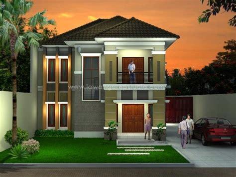 gambar rumah minimalis 2 lantai kumpulan model rumah minimalis