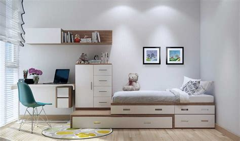 bed for small room cabin bed for small rooms with desk for teenagers images