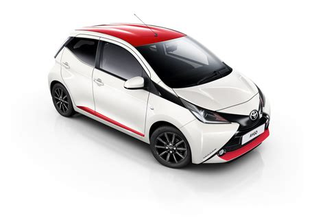 toyota aygo2017 2017 toyota aygo gets new x press and x style models