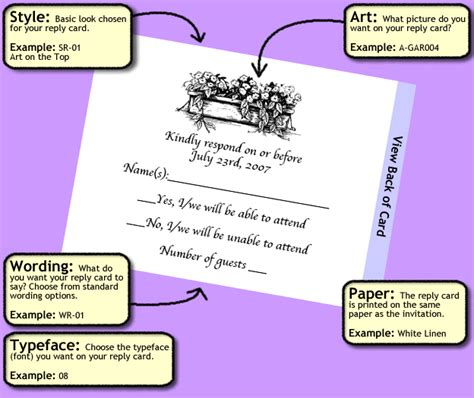 how to properly fill out a wedding response card chicago bridal shows bridal expo chicago official site invitations ideas