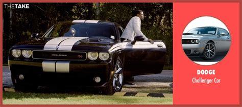 derek luke dodge challenger car from self less thetake