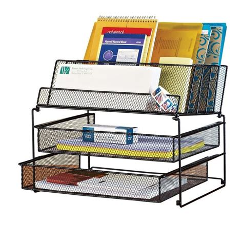 Desk Filing Organizer Best 25 Desk File Organizer Ideas On Desk For Two Industrial Filing Cabinets And