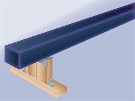 comment fabriquer une poutre de gymnastique 9 233