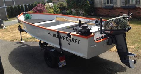 used aluminum boat trailers houston 14 foot aluminum boat trailer 20hp engine package north