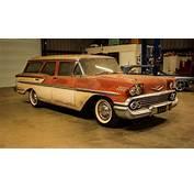 Save Me 1958 Chevrolet Nomad