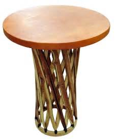 mexican equipale bar table mexican rustic furniture and home decor accessories