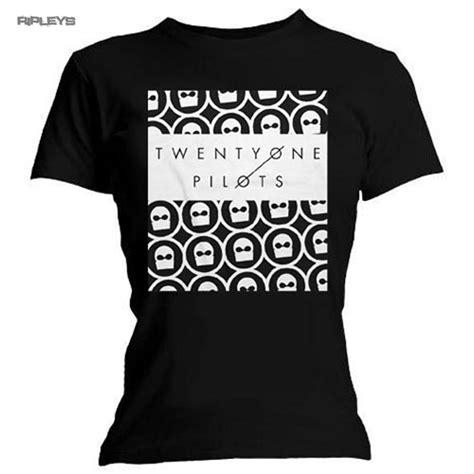 T Shirt Twenty One Pilots High Quality official t shirt 21 twenty one pilots clique interlock all sizes ebay
